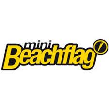 MiniBeachFlag