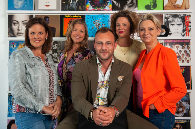 Music Meeting Lounge wint de Provincie Award voor de beste vergaderlocatie