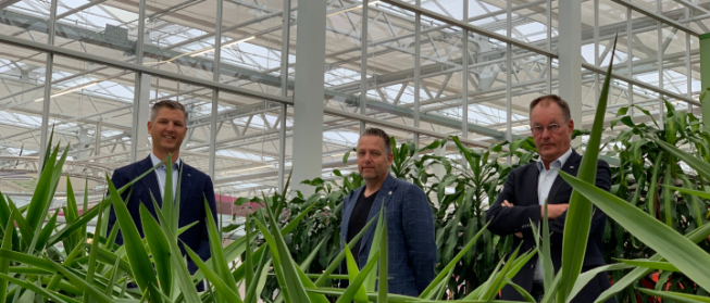 Bosman Van Zaal wordt participant World Horti Center