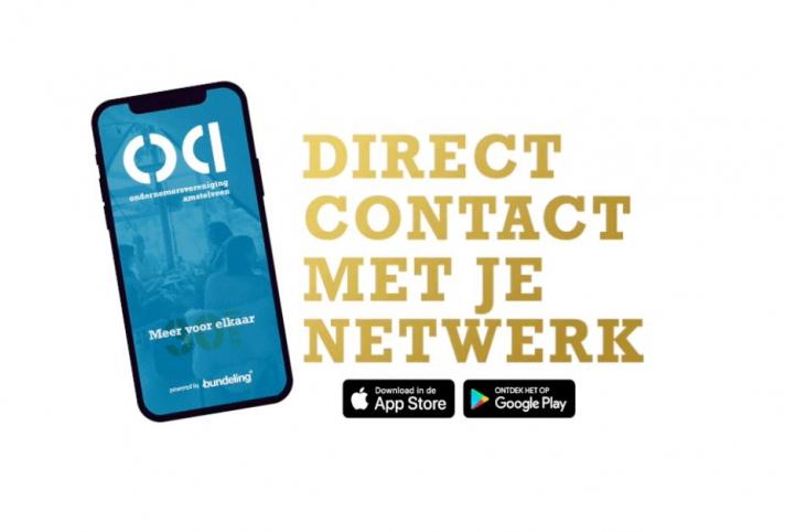 Ondernemersvereniging Amstelveen introduceert besloten app voor haar leden