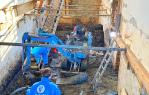 Schijf Groep herstelt fundering van panden aan Amsteldijk