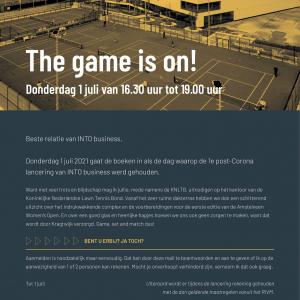 Lancering zomeruitgave INTO business Amstelland