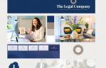 Nieuwe huisstijl en website voor The Legal Company